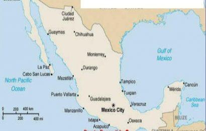 Adventure in Puerto Escondido