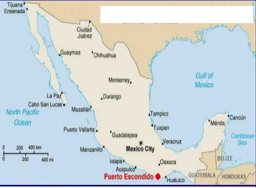Adventure In Puerto Escondido Manzanillo Sun