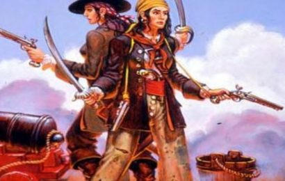 A Tale of Two Lively Lassies – Anne Bonny & Mary Read