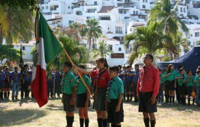 Sea Scouts in Manzanillo