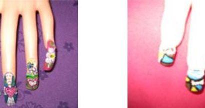 Tatoos 'n' Nails
