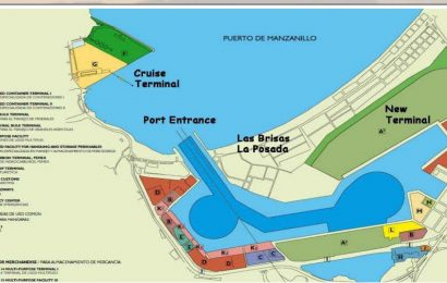 The Port of  Manzanillo  Part 3