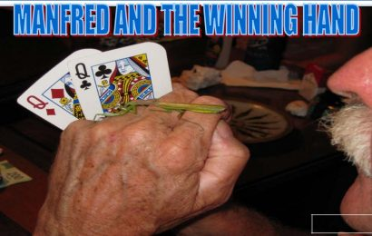 Manfred and the Winning Hand
