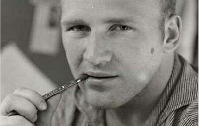 Ken Kesey In Manzanillo