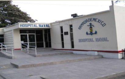 The Naval Hospital of Manzanillo