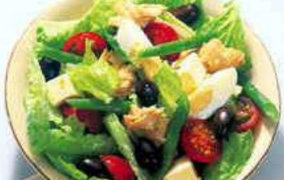 Refreshing Salads for those Hot Evenings