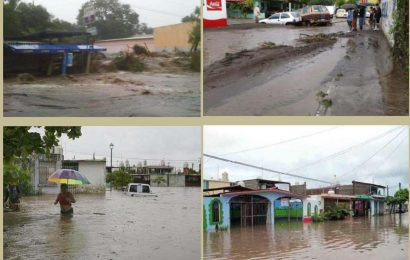 Hurricane JOVA Hits Colima and Jalisco