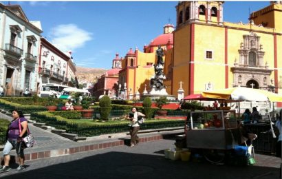 My Spanish Journey to Guanajuato