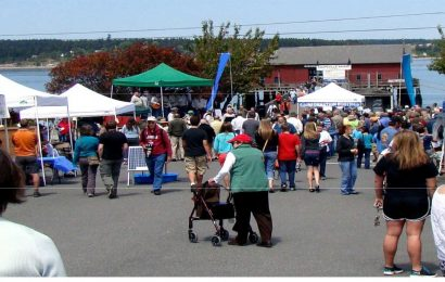The Great Coupeville Washington Water Festival