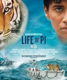 Life of Pi – Una Aventura Extraordinario