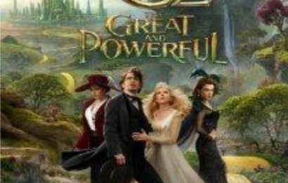 0Z – The Great and Powerful 3D