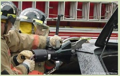 The Jaws of Life Presentation to the City of Manzanillo