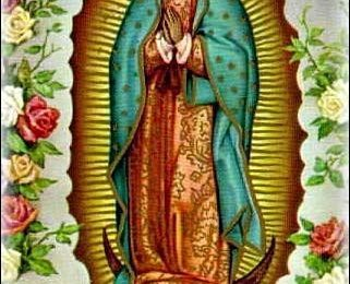 Mexican Religious Tradition – Our Lady of Guadalupe