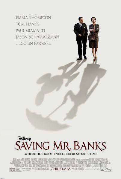 At The Movies – Saving Mr. Banks