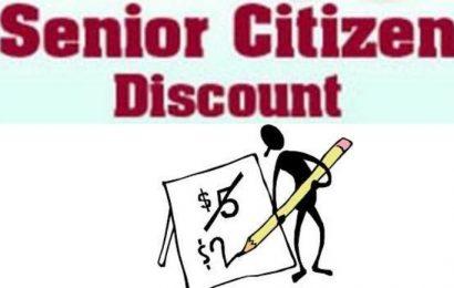 Senior Citizens Discounts