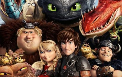AT THE MOVIES – How to Train Your Dragon 2