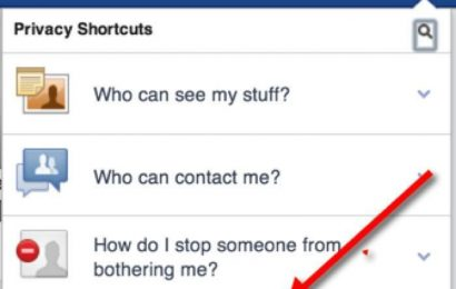 Looking for long lost friends?? …. And how to protect your privacy on Facebook!