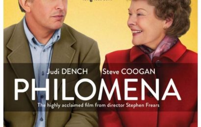 At The Movies – Philomena