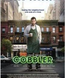 AT THE MOVIES – The Cobbler