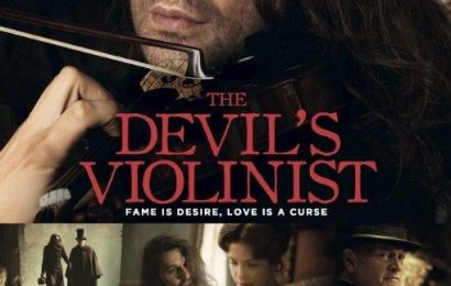 AT THE MOVIES – The Devil´s Violonist