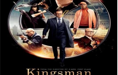 At The Movies – Kingsman: The Secret Service
