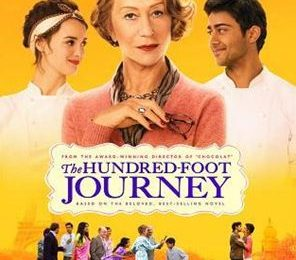 At the movies – The Hundred Foot Journey