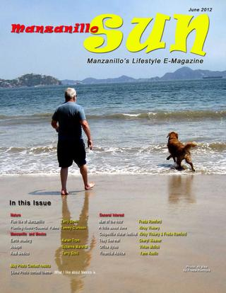 Manzanillo Sun June 2012 cover