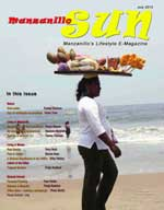 Manzanillo Sun July 2012 cover