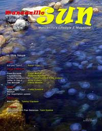 Manzanillo Sun September 2012 cover
