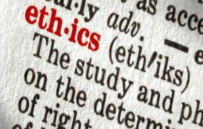 Something to Say – Ethics