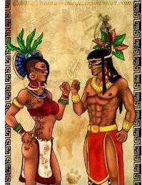 Aztec Stones and Rocks