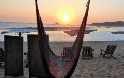 Puerto Ángel's Seaside Playground…Playa Zipolite