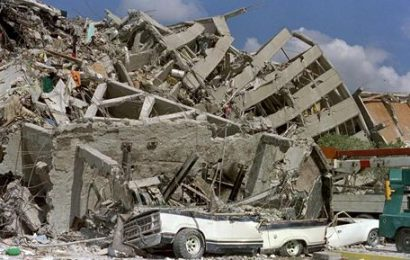 The Mexico City earthquake, 30 years on