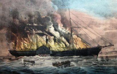 The Ship S.S. Golden Gate
