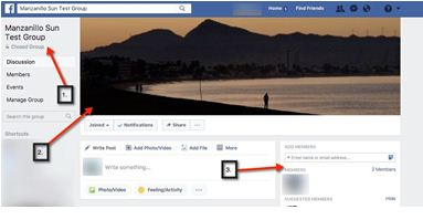 Facebook privacy demystified (part four) Set up a Group