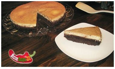 Impossible Cake Chocoflan/Pastel Imposible