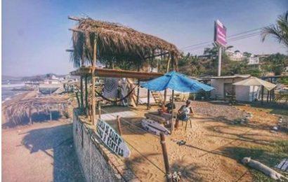 Surf in Manzanillo
