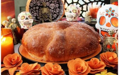 Dead Bread (Pan de Muertos)
