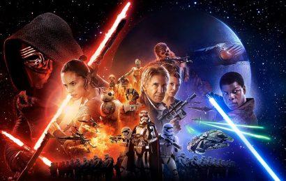 At the Movies – Star Wars – The Last Jedi