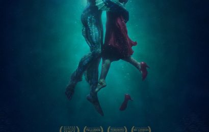 At the Movies- The Shape of Water