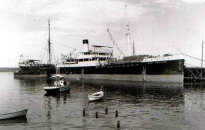 The San Luciano Shipwreck