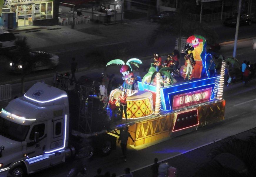 Mardi Gras Manzanillo Style