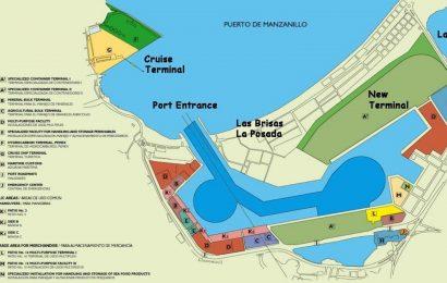 Port of Manzanillo in 2018