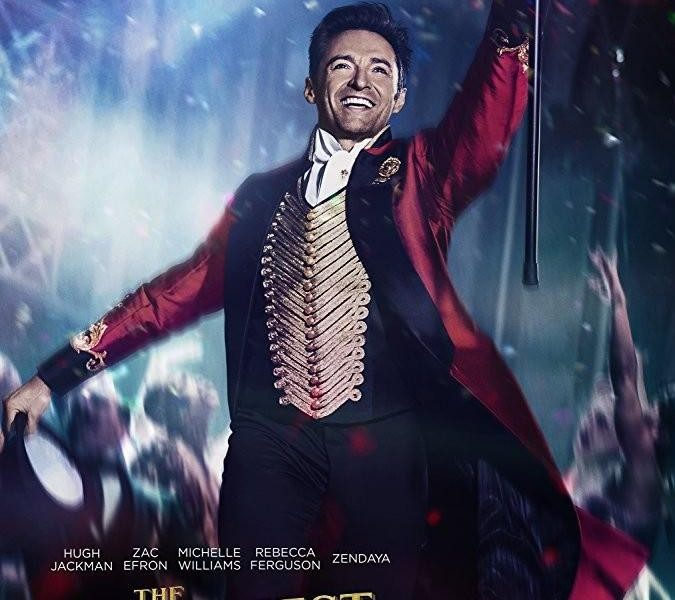 At the Movies -The Greatest Showman