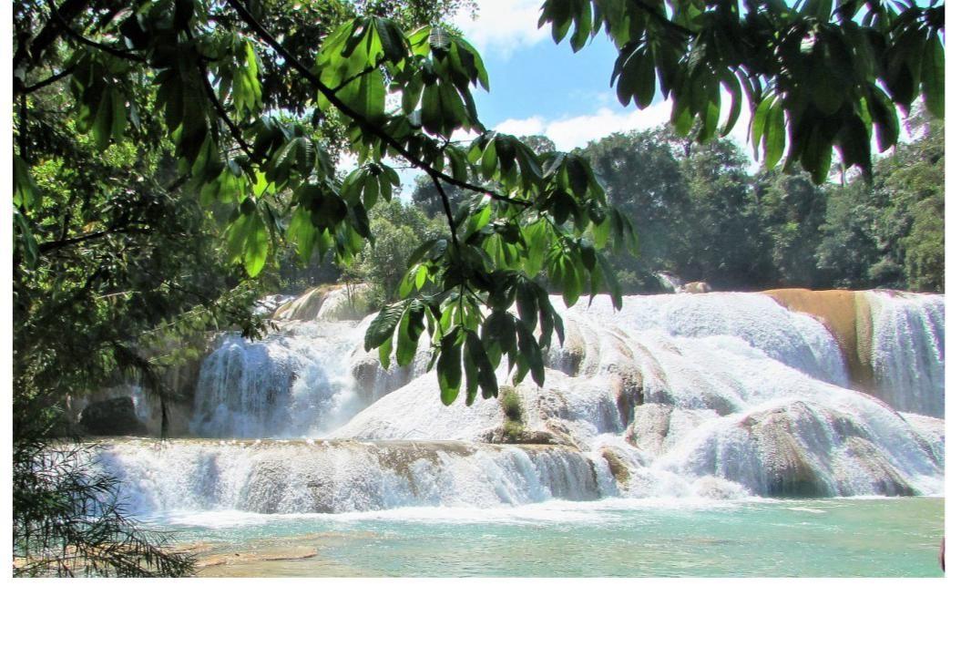Cascadas de agua azul manzanillo sun for Cascadas de agua