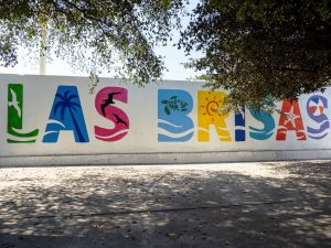 Las Brisas sign - Manzanillo Sun eMagazine